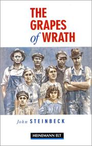Cover of: The Grapes of Wrath (Upper Level) | John Milne