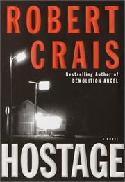 Cover of: Hostage by Robert Crais, Robert Crais