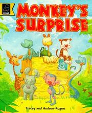 Cover of: Monkey's Surprise (Read with) | Tracey Rogers
