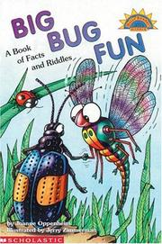 Cover of: Big Bug Fun | Joanne Oppenheim