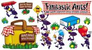 Cover of: Fantastic Ants! Bulletin Board | Scholastic