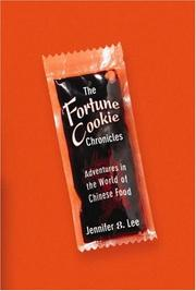 Cover of: The Fortune Cookie Chronicles by Jennifer 8 Lee