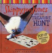Cover of: Skippyjon Jones and the Treasure Hunt (Skippyjon Jones) | Judy Schachner