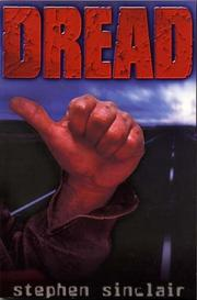 Cover of: Dread by Stephen Sinclair