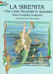 "Cover of: LA Sirenita/""the Little Mermaid"" by Hans Christian Andersen"