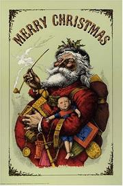 Cover of: Merry Christmas Poster | Thomas Nast