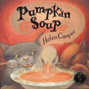 Cover of: Pumpkin Soup | Helen Cooper