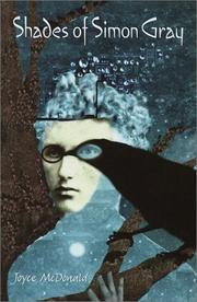 Cover of: Shades of Simon Gray by Joyce McDonald