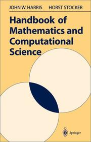 Cover of: Handbook of mathematics and computational science | Harris, J.