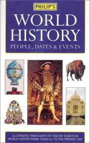 Cover of: Philip's World History | Inc. Sterling Publishing Co.