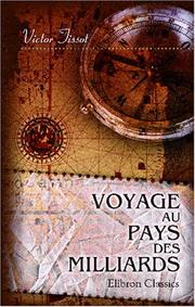 Cover of: Voyage au pays des milliards by Victor Tissot
