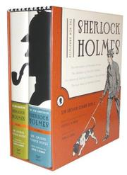 Cover of: The new annotated Sherlock Holmes by Sir Arthur Conan Doyle
