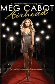 Cover of: Airhead by Meg Cabot