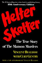 Cover of: Helter Skelter by Vincent Bugliosi