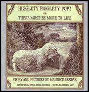 Cover of: Higglety pigglety pop! by Maurice Sendak
