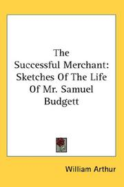 Cover of: The Successful Merchant by William Arthur