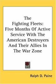 Cover of: The Fighting Fleets | Ralph Delahaye Paine