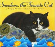Cover of: Sneakers, the seaside cat | Margaret Wise Brown