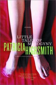 Cover of: Little Tales of Misogyny by Patricia Highsmith