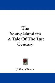Cover of: The Young Islanders | Jefferys Taylor