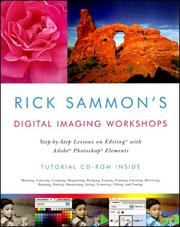Cover of: Rick Sammon's Digital Imaging Workshops | Rick Sammon