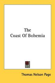 Cover of: The Coast Of Bohemia | Thomas Nelson Page
