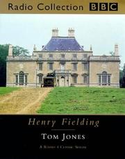 Cover of: The History of Tom Jones, a Foundling by Henry Fielding