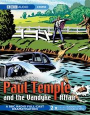 Cover of: Paul Temple and the Vandyke Affair | Francis Durbridge