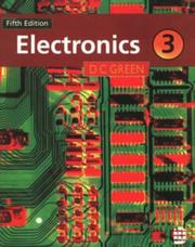 Cover of: Electronics 3 | D.C. Green