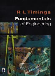 Cover of: Fundamentals of Engineering (Longman NVQ) | R.L. Timings