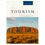 Cover of: Tourism by Ray Youell