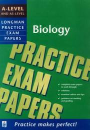 Cover of: A-level Biology | Chris Millican