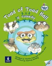 Cover of: Toad of Toad Hall by C Hall