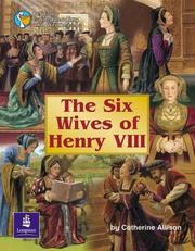 Cover of: The Wives of Henry VIII (PGRW) by C. Allison
