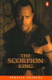 Cover of: The Scorpion King by Max Collins