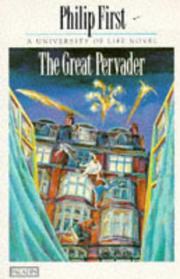 Cover of: Great Pervader by Philip First