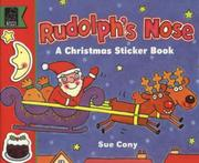 Cover of: Rudolph's Nose (Play with) | Sue Cony