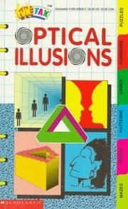 Cover of: Optical Illusions | Barrie Henderson