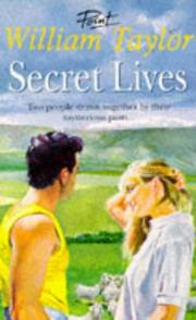 Cover of: Secret Lives (Point S.) by William Taylor