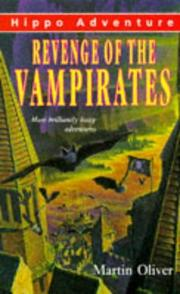 Cover of: Revenge of the Vampirates by Martin Oliver