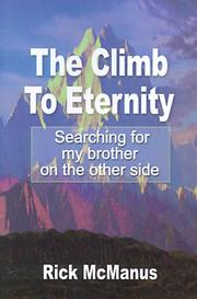 Cover of: The Climb to Eternity | Richard McManus
