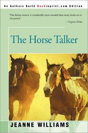 Cover of: The Horse Talker | Jeanne Williams