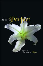 Cover of: Almost Perfect | Barbara Khan