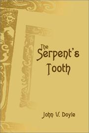 Cover of: The Serpent's Tooth | John Doyle