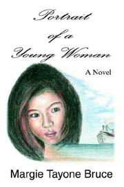 Cover of: Portrait of a Young Woman | Margie Tayone Bruce