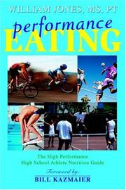 Cover of: Performance Eating | William Jones