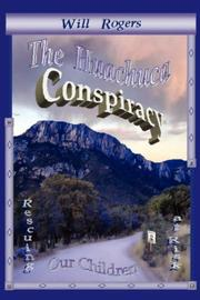 Cover of: The Huachuca Conspiracy by Will Rogers