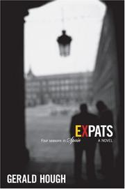 Cover of: Expats | Gerald Hough