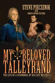 Cover of: My Beloved Talleyrand | Tom Clancy