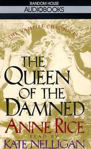 Cover of: Queen of the Damned (Anne Rice) by Anne Rice